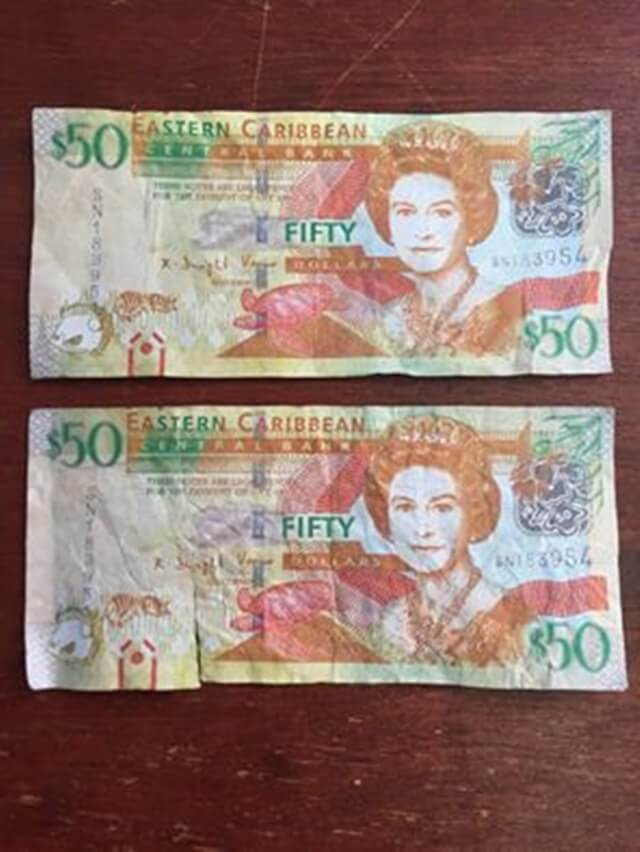 Warning Of Counterfeit EC Currency In Circulation
